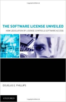 software license unveiled cover